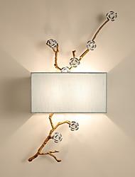 billige -Kreativ Moderne / Nutidig Væglamper Stue / Soveværelse Metal Væglys 220-240V 40 W