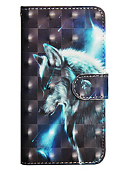 cheap -Case For Sony Xperia XA2 Ultra / Xperia XA1 Ultra Wallet / Card Holder / with Stand Full Body Cases Animal Hard PU Leather for Sony Xperia XZ2 / Sony Xperia XZ2 Compact / Xperia XZ2 Compact