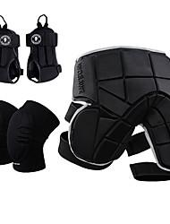 baratos -WOSAWE Equipamento de proteção de motocicletaforCalças / Joelheira / Braçadeiras Todos Tecido Oxford / Licra / EVA Antichoque / Proteção / Vestir fácil