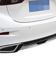 Недорогие -1шт Автомобиль Бамперы Деловые Тип пряжки / Cool For Автомобильный задний бампер For Mazda Mazda3 / Axela Все года