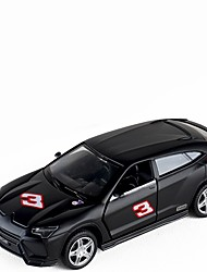 billige -Legetøjsbiler Racerbil Bil Nyt Design Metallegering Alle Børne / Teenager Gave 1 pcs