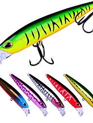 abordables -6 pcs pcs Cebos Señuelos duros El plastico Al Aire Libre Pesca de baitcasting / Pesca de Cebo / Pesca en General