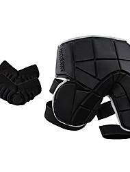 baratos -WOSAWE Equipamento de proteção de motocicletaforCotoveleiras / Calças Todos Tecido Oxford / Licra / EVA Antichoque / Proteção / Vestir fácil