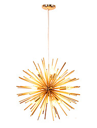 cheap -OYLYW 9-Light Globe Chandelier Ambient Light - New Design, 220-240V Bulb Not Included