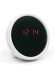 cheap -Alarm clock LED A Grade ABS Automatic Self Wind 1 pcs