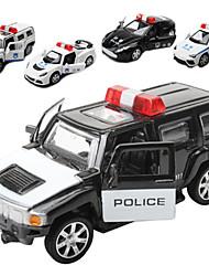 economico -Macchinine giocattolo Auto della polizia Autovetture / Auto Vista della città / Fantastico / squisito Metallo Tutti Per ragazzi Regalo