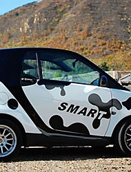 cheap -Black Car Stickers Cartoon Full Car Stickers Cartoon Stickers