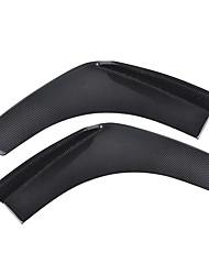 Недорогие -Factory OEM 2pcs Автомобиль Бамперы Общий Тип пряжки / Тип пасты For Передний бампер автомобиля For Универсальный Все года
