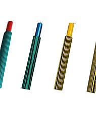 abordables -Caña de pescar Plástico Reforzado Con Fibra Pesca de Mar / Pesca de baitcasting / Pesca de agua dulce Barra Fácil de llevar / Utra ligero (UL)