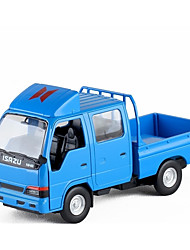Недорогие -Игрушечные машинки Строительная техника Транспортер грузовик Новый дизайн Металлический сплав Детские Для подростков Все Мальчики Девочки Игрушки Подарок 1 pcs