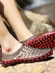 baratos -Sapatos para Água Plástico Suave para Adulto - Anti-Escorregar Natação / Mergulho / Esportes Aquáticos