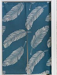 Недорогие -Панель двери Шторы занавески Столовая Геометрический принт Полиэстер С принтом