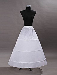 cheap -Wedding / Event / Party Slips POLY Gown Length Shaping Slips / Long with