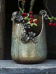Недорогие -Искусственные Цветы 0 Филиал Классический Модерн Ваза Букеты на стол