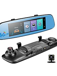 cheap -Factory OEM 1080p Car DVR 140 Degree Wide Angle 12 MP 7.85 inch IPS Dash Cam with WIFI / GPS / Night Vision No Car Recorder