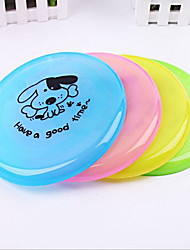cheap -Training / Flying Disc Fun Plastic For Dogs