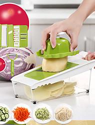 baratos -Utensílios de cozinha Aço Inoxidável + Plástico ABS Multifunções / Gadget de Cozinha Criativa Peeler & Grater Uso Diário / Para utensílios de cozinha 1pç