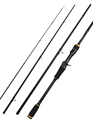 cheap -Casting Rod Casting Rod Carbon Steel Sea Fishing / Bait Casting / Spinning Rod