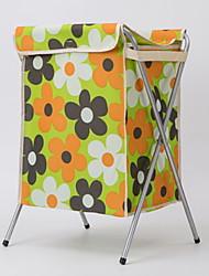 cheap -Fabrics Rectangle Geometric Pattern Home Organization, 1pc Storage Baskets