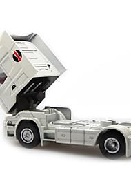 Недорогие -Игрушечные машинки Грузовик Грузовик / Транспортер грузовик Вид на город / Cool / утонченный Металл Все Для подростков Подарок 1 pcs
