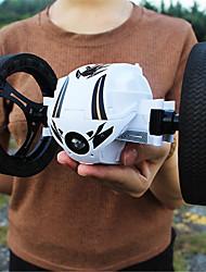 Недорогие -Машинка на радиоуправлении S3 5-канальн. 2.4G Автомобиль / Каскадер 1:18 6 km/h КМ / Ч