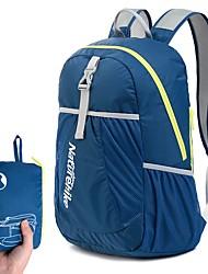 Недорогие -22 L Походные рюкзаки - Легкость, Дожденепроницаемый, Воздухопроницаемость На открытом воздухе Пешеходный туризм, Походы, Бег Нейлон Небесно-голубой, Зеленый, Темно-синий