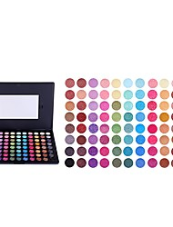 cheap -MISS ROSE 88 Colors Eyeshadow Palette / Eye Shadow / Powders EyeShadow Waterproof / Easy to Carry / lasting Daily Makeup / Halloween Makeup / Party Makeup Makeup Cosmetic / Matte / Shimmer