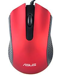 Недорогие -ASUS Проводной USB Управление мышью / Эргономичная мышь Оптический AE-01 3 pcs ключи 1000 dpi