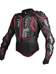 Недорогие -WOSAWE Мотоцикл защитный механизм для Жакет Все ПВХ / винил / Лайкра / Этиленвинилацетат Защита от удара / Защита / Легко туалетный