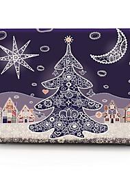 abordables -MacBook Etuis Noël Plastique pour MacBook Pro 13 pouces / MacBook Pro 15 pouces / MacBook Air 13 pouces