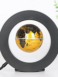 Недорогие -Плавающий глобус Шары Магнитная левитация Веселье Универсальные Мальчики Девочки Куски Пластик Игрушки Подарок