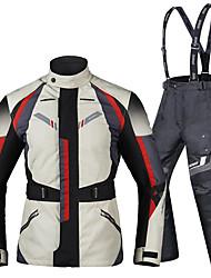 """Недорогие -DUHAN D-206 Одежда для мотоциклов Комплект брюк для Муж. Ткань """"Оксфорд"""" / Полиэфир / полиамид Все сезоны Водонепроницаемый / Износостойкий / Защита"""