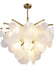 Недорогие -QIHengZhaoMing 7-Light Люстры и лампы Рассеянное освещение 110-120Вольт / 220-240Вольт, Теплый белый / Холодный белый, Лампочки включены