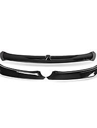 Недорогие -3шт Автомобиль Бамперы Общий Тип пряжки / Cool For Передний бампер автомобиля For Mazda Axela 2014 / 2015 / 2016