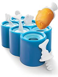 Недорогие -Кухонные принадлежности Пластик / силикагель Творческая кухня Гаджет Инструменты сделай-сам Для приготовления пищи Посуда 1шт