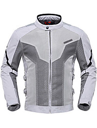 cheap -DUHAN 183 Motorcycle Clothes JacketforMen's 600D Polyester Summer Wear-Resistant / Protection / Reflective