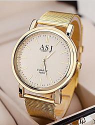 Diamantbelagd klocka