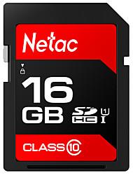 Недорогие -Netac 16 Гб SD-карта карта памяти UHS-I U1 16