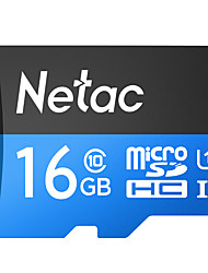 abordables -Netac 16Go TF carte Micro SD Card carte mémoire Class10 16