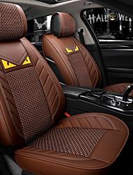 preiswerte -ODEER Autositzbezüge Sitzbezüge Kaffee Textil Normal for Universal Alle Jahre Alle Modelle