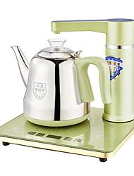 Недорогие -Электронный горшок Cool / Полностью автоматический Нержавеющая сталь / ABS + PC Водяные печи 220 V 1350 W Кухонная техника