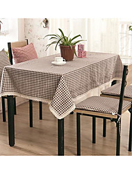 cheap -Accent / Decorative / Leisure Cloth Demin Table Center Pieces - Non-personalized Table Runners / Home Decroration Plaid 1 pcs All Seasons