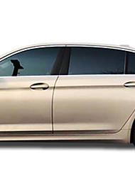 Недорогие -Черный Автомобильные наклейки Деловые Умеренное Сокрытие (Передача 21-35%) Автомобильная пленка