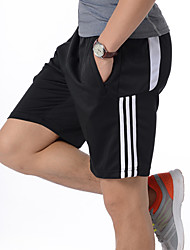 cheap -Men's Hiking Shorts Outdoor Quick Dry, Anatomic Design, Stretchy Shorts Outdoor Exercise