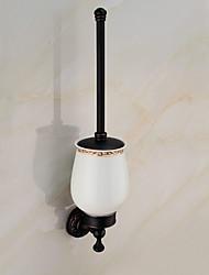 Недорогие -Держатель для ёршика Новый дизайн / Многофункциональный Современный Нержавеющая сталь / железо 1шт - Гостиничная ванна Держатели для туалетной щетки На стену