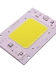 abordables -1pc COB Luminoso Chip LED Aluminio para DIY Proyector de luz de inundación LED 50 W