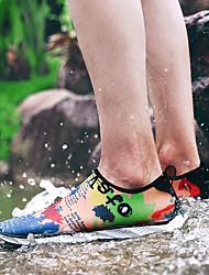 baratos -Sapatos para Água Malha Respirável para Adulto - Anti-Escorregar Natação / Mergulho / Surfe