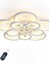 Недорогие -UMEI™ Геометрический принт / Оригинальные Монтаж заподлицо Рассеянное освещение - Хрусталь, Творчество, Новый дизайн, 110-120Вольт / 220-240Вольт,