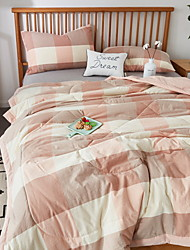 cheap -Comfortable - 1pc Bedspread Summer Cotton Geometric
