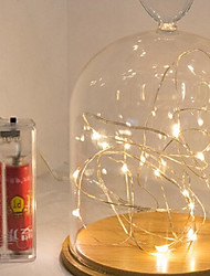 cheap -2M LED lamp String Fairy Lights for Glass Craft Bottle New Year Christmas Valentines Wedding Decoration